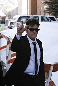 Charlie Sheen (aka Carlos Irwin Estevez) Court Appearance