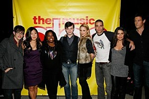 "The Cast Of ""Glee"""
