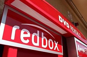 RedBox DVD Rental Kiosks