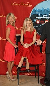 Kelly Ripa Unveils Her Wax Figure at Madame Tussauds New York