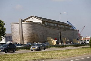 Replica Of Noah's Arc