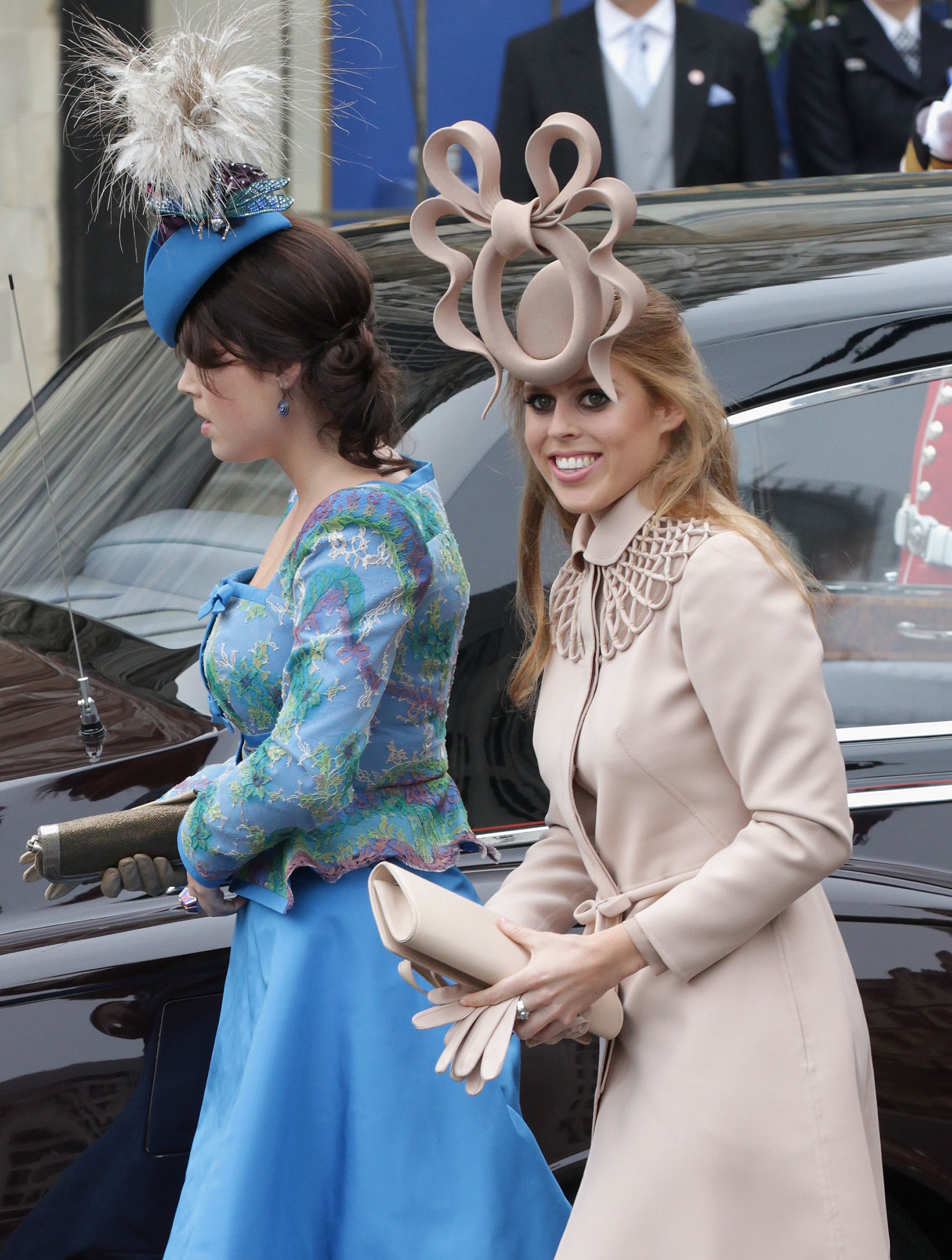 Did Fergie Persuade Her Daughters To Wear Those Hats