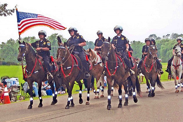 NCSO Mounted Division
