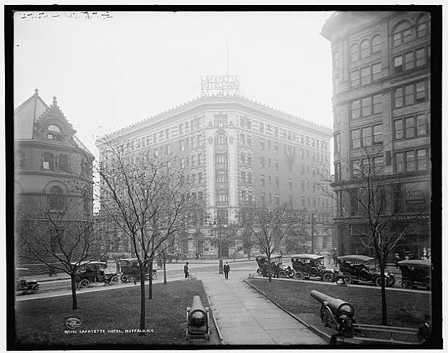 Hotel Lafayette 1908