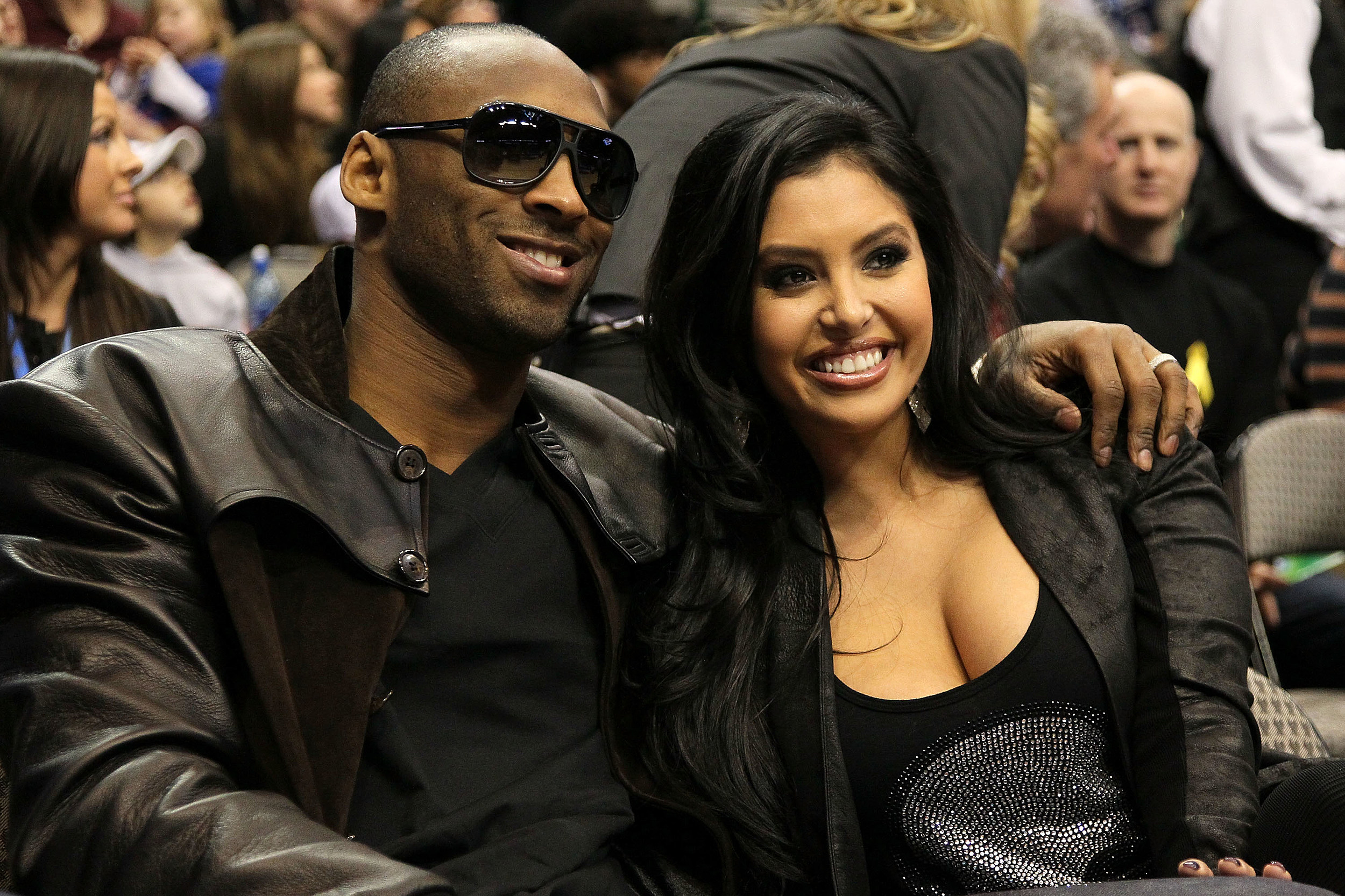 Kobe bryant may not be getting orced