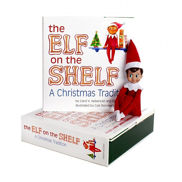 elf on the shelf a new christmas tradition pictures. Black Bedroom Furniture Sets. Home Design Ideas
