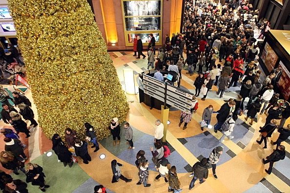 Local Christmas Shopping Events in Buffalo