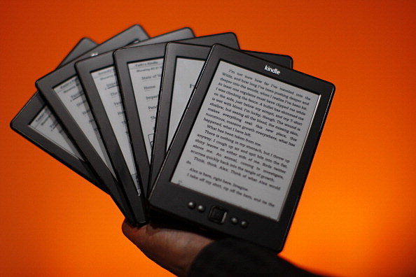 Kindle Fire HD, tablet