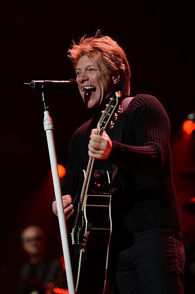 12-12-12 Concert- Jon Bon Jovi