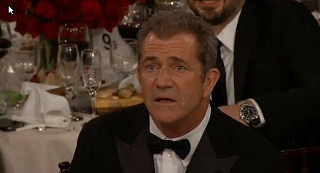 Mel Gibson, Golden Globes