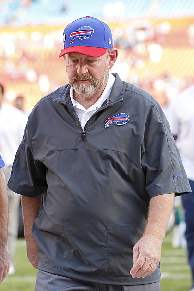 Chan Gailey, Buffalo Bills