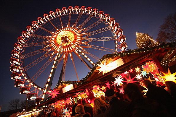 Ferris Wheel, fair