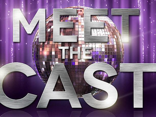 DWTS Meet the Cast