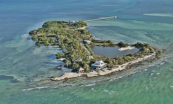 wanna buy an island