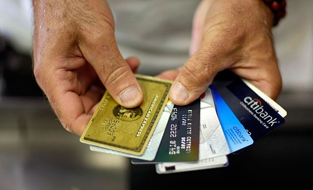 Credit Cards (Getty)