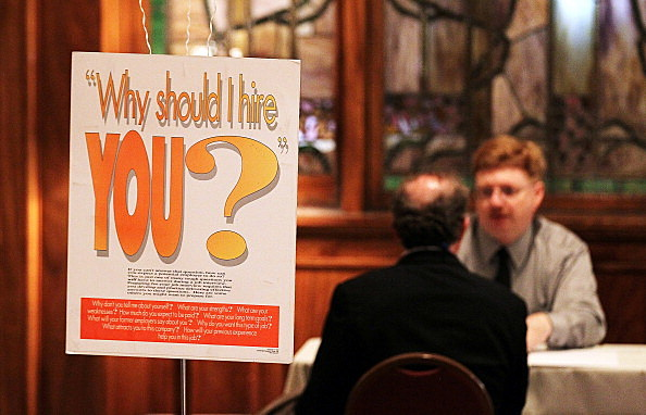Why Should I Hire You? (Getty)
