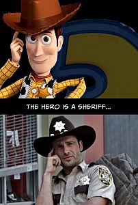 walking dead vs toy story