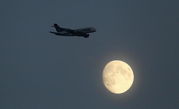 Plane (Getty)