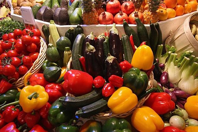 Vegetables (Getty)