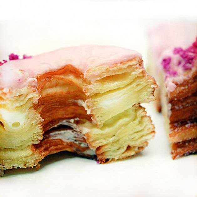 The Hot New Dessert Is The Cronut