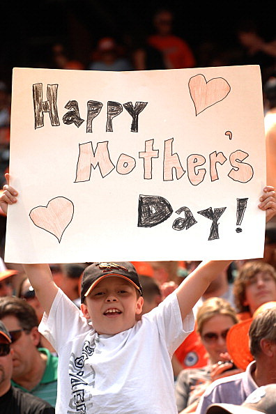 Mother's Day Sign (Getty)