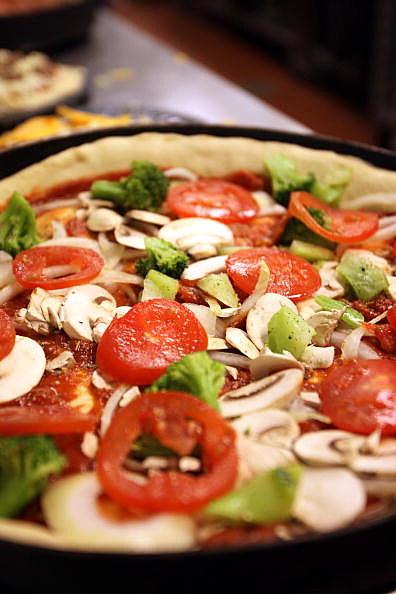 Pizza (Getty)