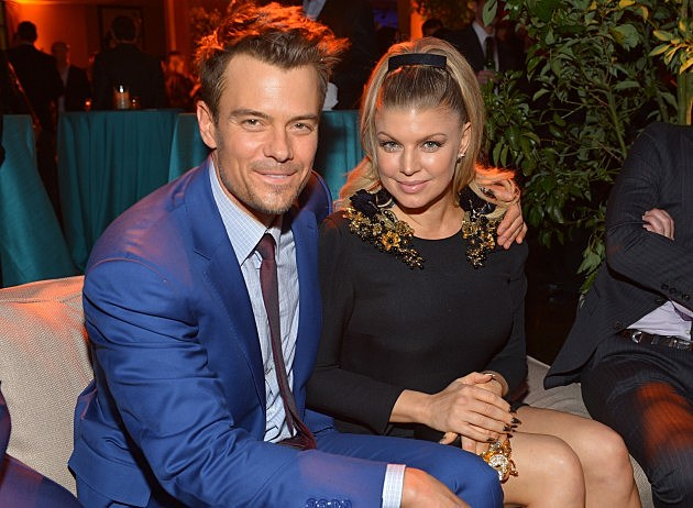 Josh Duhamel and Fergie (Getty)