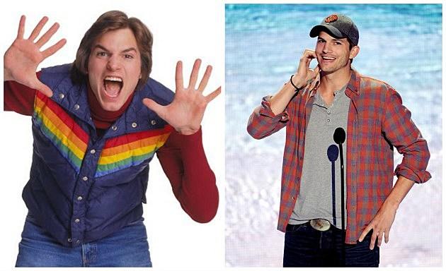 Ashton Kutcher- That 70's Show/Teen Choice Awards 2013 (Getty)