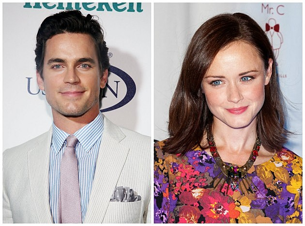 Matt Bomer & Alexis Bledel (Getty)