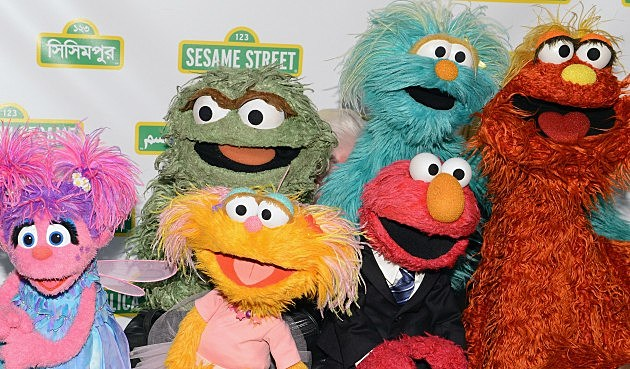Sesame Street (Getty)