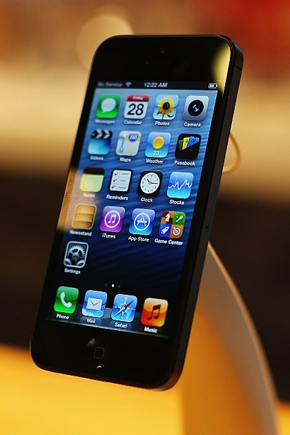 iPhone 5 (Getty)