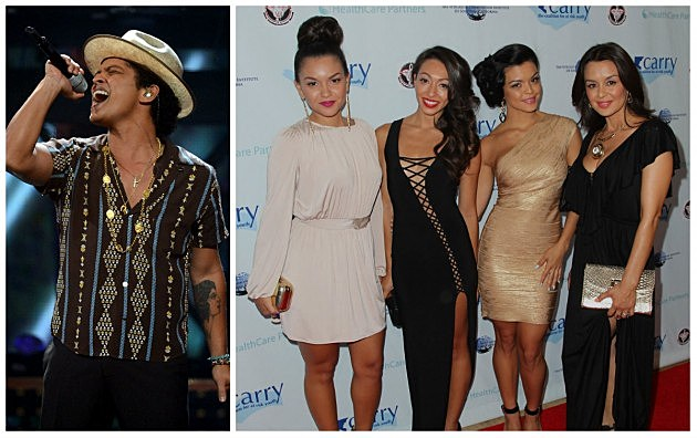Bruno Mars/ The Lylas (Getty)