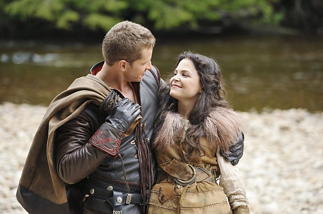 Snow White and Prince Charming from 'Once Upon A Time' (ABC)
