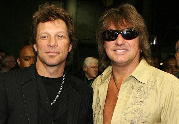 Jon Bon Jovi & Richie Sambora (Getty)