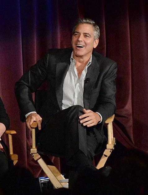 George Clooney (Getty)
