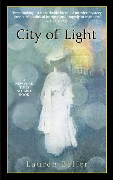 City Of Light Cover (HarperCollins Publishers)