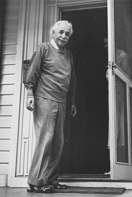 Albert Einstein (Getty)