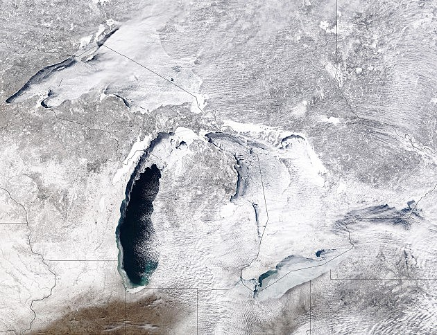 Great Lakes Freeze (getty)
