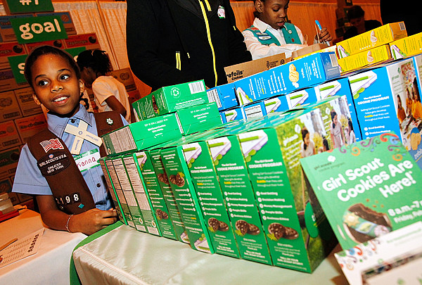 Heres Where To Find Girl Scout Cookie Sales In Your WNY Neighborhood