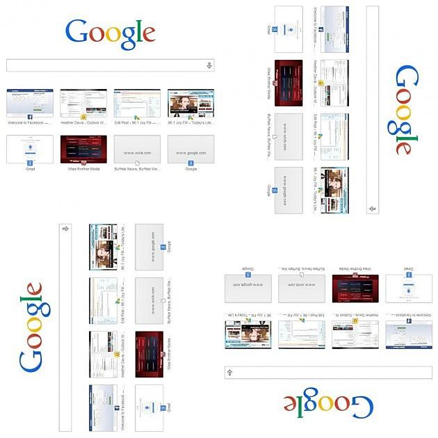 Google Homepage (Google.com)