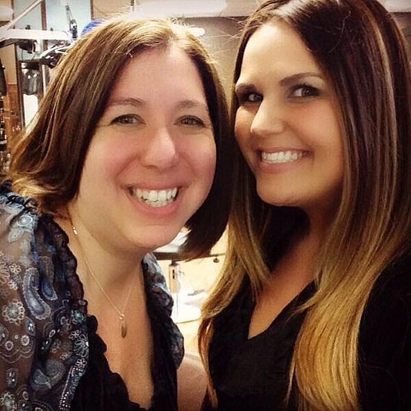 Heather Davis and Dominae Mugleston (Dominae Mugleston Twitter)