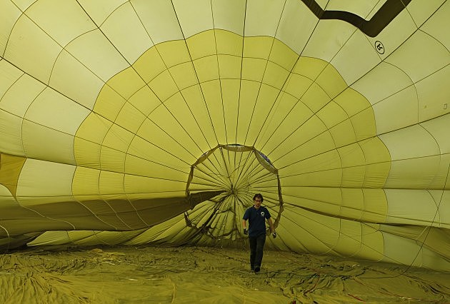 Hot Air Balloon (Getty)