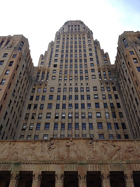 Buffalo's City Hall (Heather Davis)
