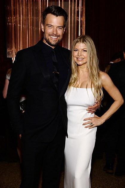 Josh Duhamel & Fergie (Getty)