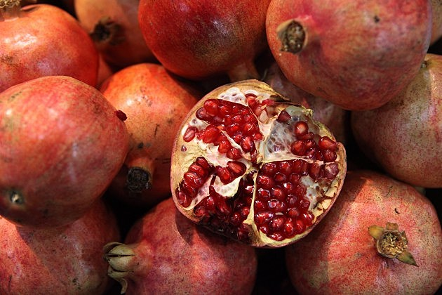 Pomegranate Fruit (Getty)