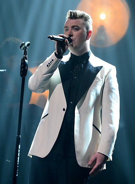 Sam Smith (Getty Images for Capitol Records)