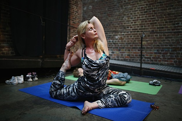 Yoga (Getty)