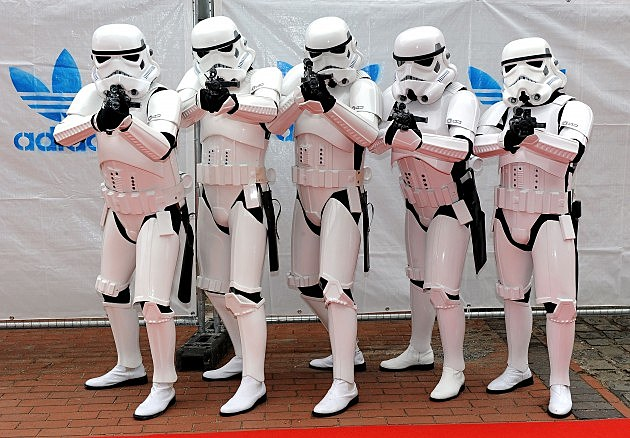 Stormtroopers (Getty)
