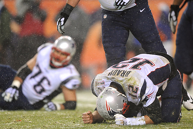 New England Patriots v Denver Broncos