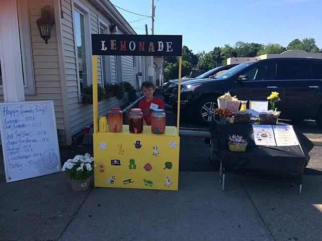 Lemonade Stand Business Plan Template - Lemonade stand business plan template